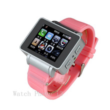 2017 For Children's Adults' GSM Unlock Bluetooth Smart Watch Phone 1.8'' Touch Screen Support Webcam SIM Card FM Radio GPRS MSN(China)