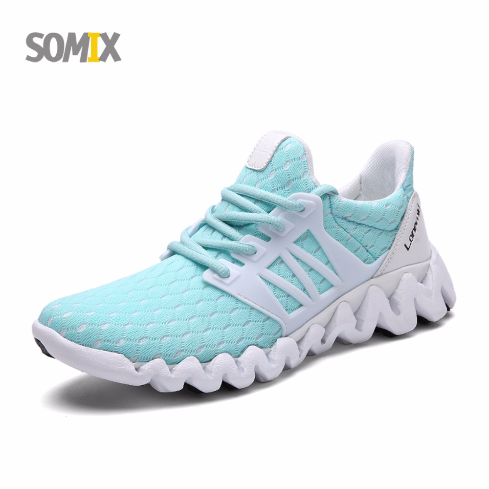 SOMIX 2017 New Breathable Mens Running Shoes Non-Slip Outdoor Sport Shoes for Men Damping Sneakers Jogging Marathon Shoes Men<br><br>Aliexpress