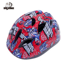 Kids Cartoon EPS Child Cycling Helmet Bike Accessories Safe Bicycle Skating Bicycle Safety Hat Outdoor Gift for Children
