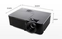 3000ANSI lumens Home 1080p full HD Native Colorful video Digital DLP Projector Proyector