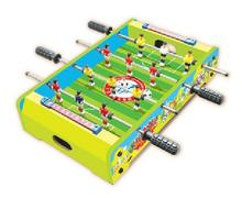 2013 Popular 20inch mini kids soccer table wooden football game table child's foostable tabletop set -new design