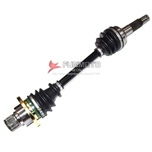 The rear right drive shaft  drive axle assy of CFMOTO CFX8 ATV for Russia market,the parts number is 7020-280200-1