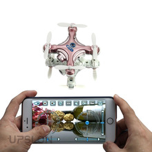 2016 Upslon Cheerson CX-10W CX 10W CX-10WD Drone Dron Quadrocopter RC Quadcopter Nano WIFI Drone with Camera 720P FPV Mini Drone