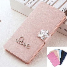 NEW Luxury QIJUN Brand PU leather Cover For ASUS ZenFone 3 Laser 3Laser ZC551KL Flip Mobile Phone Bag Case Cover Free Shipping