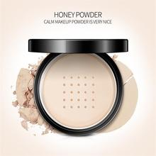 Face Cosmetic Matte Loose Powder Oil Control Soft Light Silk Face Concealer Skin Finish Powder Translucent Foundation Makeup