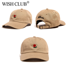 2017 New Classic Baseball Cap Rose Snapback Hat For Women Caps Summer Sun Hat Snapback Caps Sport Cap Casual Man Baseball Hat