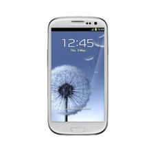 Smartphone Original Samsung S3 i9300 i9305 Quad Core 8MP Camera NFC 4.8'' GPS Wifi 3G Unlocked mobile phone(China)