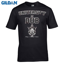 GILDAN designer t shirt New Fashion Casual Cotton Short-Sleeve University Of Dub Music Sound System Jamaica  Mens T Shirt