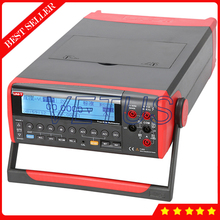 UNIT UT805A 200000 Counts True RMS Auto Range Bench Type Digital Multimeter Brands(China)