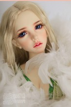 1/3 scale doll Nude BJD Recast BJD/SD Beautiful Girl Resin Doll Model Toy.not include clothes,shoes,wig and accessories A15A1794