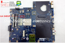 LA-5481P for acer 5516 5517 5532 E627 Motherboard NCWG0 L02,send one AMD cpu as a gift, 60 days warranty  SHELI stock No