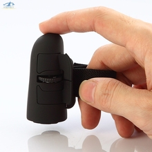 [HFSECURITY] 2.4G Wireless Mouse Thumb Mouse for Mobile Phone Tablet Ring New Design Mouse(China)