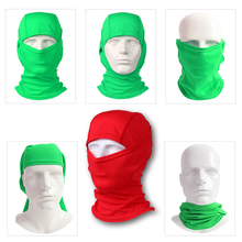 Cycling Face Mask Dustproof Anti Cold Mask Warm Winter Ski Bike Bicycle Cycling Sports Half Face Neck Mask With Ear Hole-F318