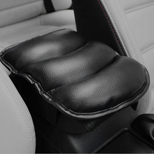 Car Armrests Cover Pad Console Arm Rest Pad For Jeep Commander Compass Grand Cherokee Liberty Patriot Wrangler Any Car