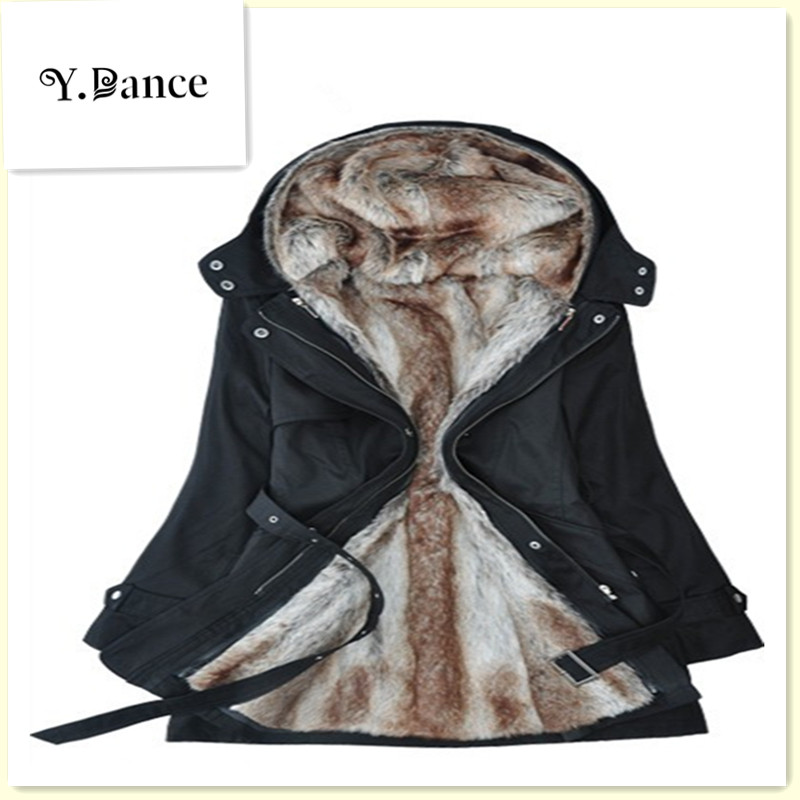 2017 Sell like hot cakes  Women Winter Coats And Jackets Faux Fur Woman Warm Parka Hood Coat Plus Size 3XL Oversized Basic JackeОдежда и ак�е��уары<br><br><br>Aliexpress