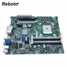 Reboto High quality Desktop Motherboard For HP Pro 6305 SFF DDR3 676196-002 703596-001 703596-501 100% Tested Fast Ship(China)