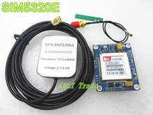 Free shipping 1pcs SIM5320E 3G Module GSM GPRS GPS Modules for Arduino 51 STM32 AVR MCU FZ1629