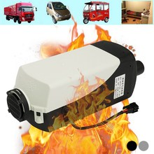 Best Promotion 5000W Air Parking Heater 5kw Air Diesel-Heater Planar 24V 2 Holes 5KW For Truck Motor-Home Car Bus Boat(China)