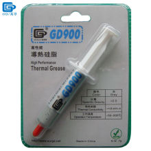 GD900 Thermal Conductive Grease Paste Silicone Plaster Heat Sink Compound High Performance Gray Net Weight 7 Grams For CPU BR7