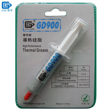 GD900 Thermal Conductive Grease Paste Silicone Plaster Heat Sink Compound High Performance Gray Net Weight 7 Grams For CPU BR7(China)