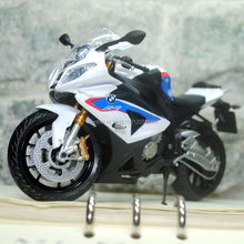JOCITY Motorbike Model Toys 1/12 Scale S1000RR 4 Colors Diecast Metal Motorcycle Toy New In Box For Collection/Gift