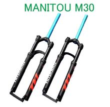 Bike Fork Manitou M30 26 27.5 29er mountain MTB Bicycle Forks PK air Rock Shox suspension latest hoting selling 2017(China)