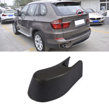 Car Auto Styling Accessories Repair Part For BMW X5 E70 2007-2013 Rear Windshield Wiper Arm Nut Cover Cap Plastic