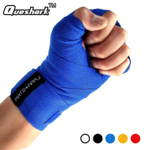 1.5m/3m/5m Cotton Kickboxing Boxing Bandage Gloves Sanda Hand Wraps Sandbag Muay Thai Fighting Tie Hand Strap Wrist Wrap Support