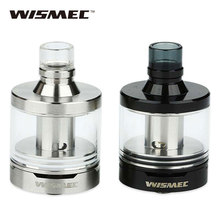 Original WISMEC Vicino D30 Atomizer 6ml E-liquid Capacity E-cigeratte Tank Top Filling System with 0.2ohm Atomizer Head Coil