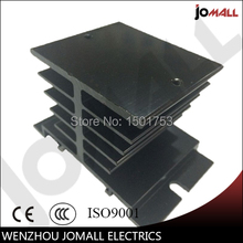 I shape Single Phase Solid State Relay SSR Heat Sink Dissipation Radiator for less than 15A(China)