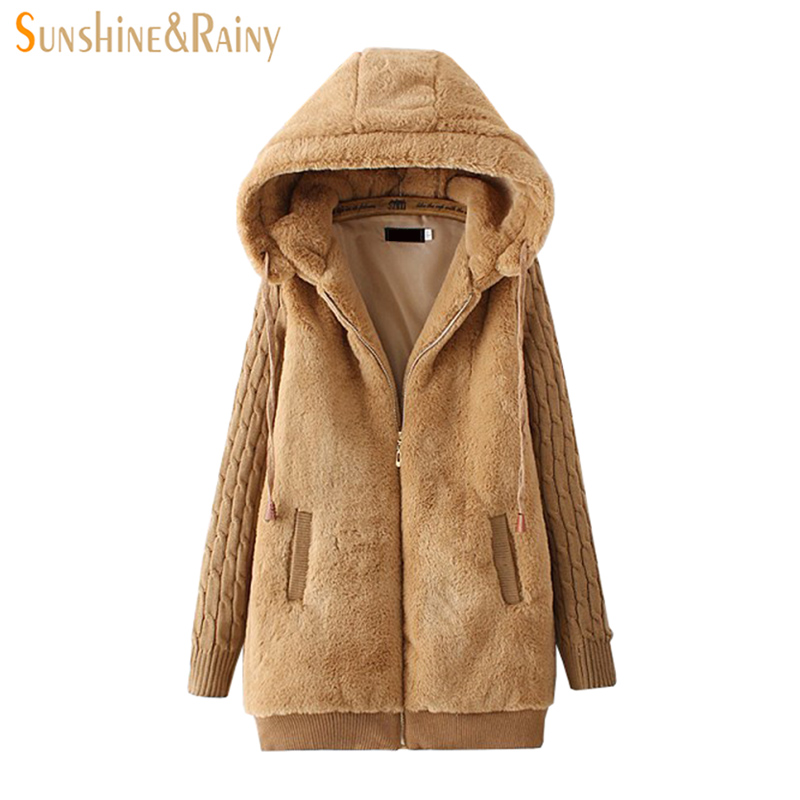 new autumn winter women warm fur WARM jacket plus size jacket for elegant cartoon super warm fur jackets ladies long fur coatsÎäåæäà è àêñåññóàðû<br><br>