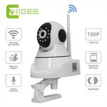 Deecam  Only For Russia Free Shipping AHD IP Camera cam WiFi 720P Wireless Surveillance HD IR Mini CCTV micro Security Camera -