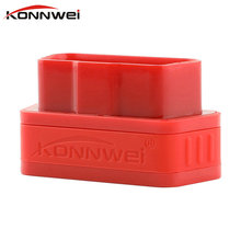 Buy KONNWEI KW901 ELM327 Wifi OBD2 Scanner Code Reader Fault Detector Diagnostic OBD 2 ELM327 Android/IOS Auto Automotive Tool for $15.49 in AliExpress store