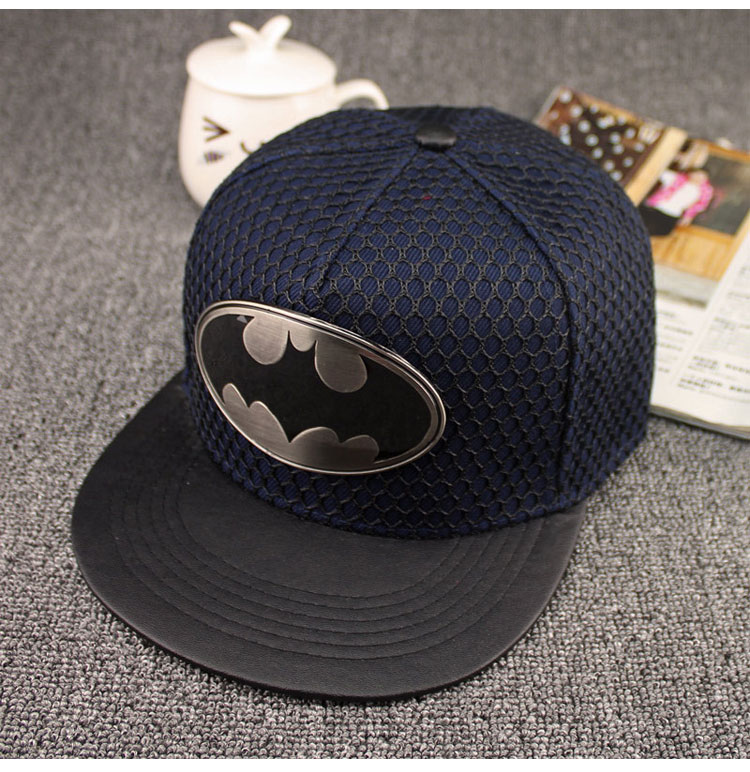 2017 New Fashion Summer Brand Batman Baseball Cap Hat For Men Women Casual Bone  Hip Hop Snapback Caps Sun Hats 1ef90785e9ee