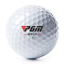 New Quality PGM Golf Balls 4PCS High-Grade Two/three Layer Practice Ball Special Game Double Layer Ball Long Distance Wholesale