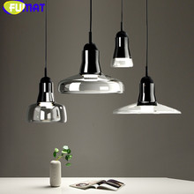 Brokis Shadows Glass Pendant Light Nordic Creative Dinning Room Lamp Bedroom Office Study Glass Suspension Light Fitting(China)