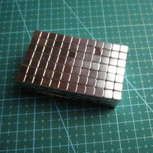 20pcs N35 Block Dia 5x5x5 mm NdFeB Magnet Cube Magic Toy Neodymium Magnets 5*5*5 Rare Earth Magnets Permanent 5mmx5mmx5mm