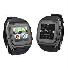 Android Smart Watch X02 1.5 inch Touch Screen with GPS Wifi 3G GPRS Bluetooth Smart Watch Phone GPS+3G+WiFi+GPRS PK X3 X01 K8 G3(China)