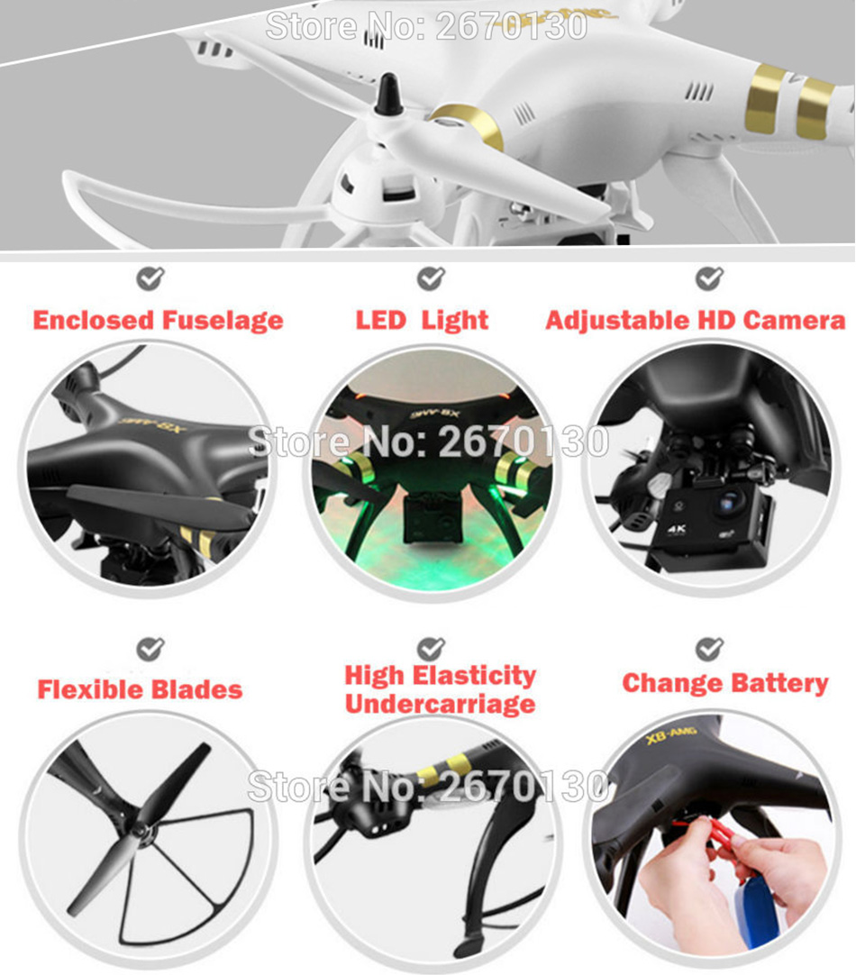 Adult Toys sport RC Quadcopter X8AMG GPS Real-Time RC Helicopter Brushless motor Drone With Camera HD 4K 1600W FPV wifi hand 31