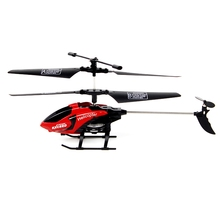 FQ777 610 RC Helicopter 3.5CH 6-Axis Gyro RTF Infrared Remote Control Helicopter Drone Toy Ready to fly with LED Light