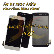 Buy New 5.0'' LG K8 2017 Aristo M210 MS210 US215 M200N Full LCD DIsplay + Touch Screen Digitizer Assembly 100% Tested for $14.88 in AliExpress store