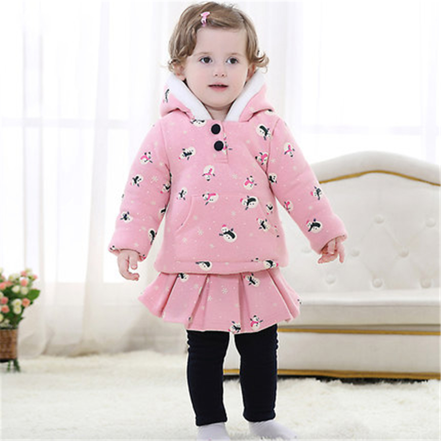 Newborn Thick Cotton Chinese Clothes Christmas Baby Kids Fall Winter Clothing Set  Boys Girls Coat Tops Pant Tang Suit 70Z2057<br>