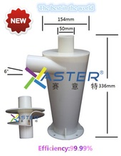 New cyclone 1 pcs cyclone dust collector