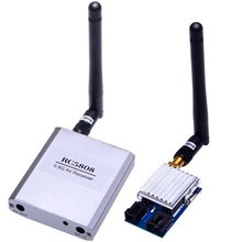FPV 5.8GHz 2W Video Transmitter Receiver AV RX TX 5.8 Ghz 200mW 5.8G 2 Watt VTX