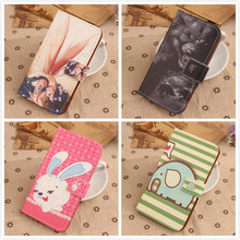 LINGWUZHE Book Design With Flip Style PU Leather case For LG magna C90 h520n Cell 6 paterns to choose Phone Accessories