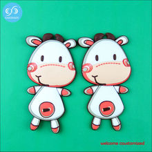 China supplier wholesale silicone fridge magnet for advertising items, high quality rubber pvc refrigerator magnet