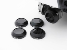 DAMING Snap on ND filters set 4-pack (ND4/8/16/32) for DJI Mavic Free Shipping