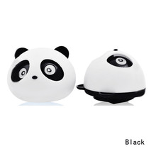 Car Styling Air Conditioning Vent Air Freshener Car Perfume Panda Eyes Will Jump 4 Colors Car Interior Accessories(China)
