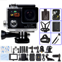 Action camera Ultra HD 1080P 30fps / 720P 60fps 2.0'LCD 170degree WiFi Underwater 30M Sports Camera Gopro style G3