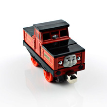 Children Cartoon Thomas and friends trains Stafford Tank trainmaster magnetic trains die cast models children cars toys for kids